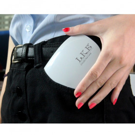 Inlife Pengering Kutek Kuku UV LED Nail Dryer 45W - SP180 - White - 7