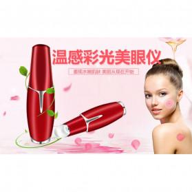 UTouch Alat Pijat Mata Face Lift & Eye Massage Pen - HYJ-821 - Red