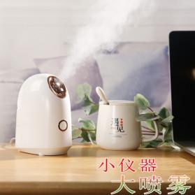 Lism Steamer Muka Nano Spray Machine Beauty Humidifier - RP6 - White - 5
