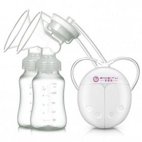 ZIMEITU Pompa ASI Elektrik Milk Breast Pump Milking Machine - S022 - White - 2