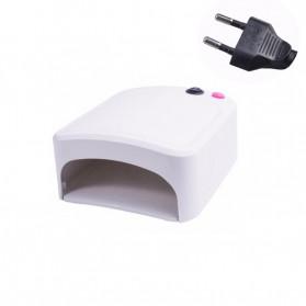 THREE SOUTH UV Lamp Nail Art Dryer Pengering Kuku 36W - 818 - White