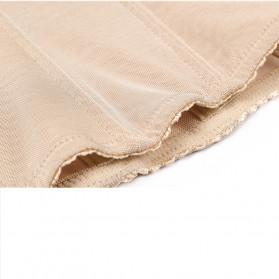Aimgui Korset Body Shaper Modeling Strap Waist Underwear Women Slimming Abdomen Size XL - BBJ-20 - Black - 5