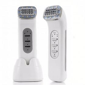ICOCO Alat Pijat Wajah RF Radio Frequency Beuty Face Lifting Tightening - HYJ-822 - White - 4