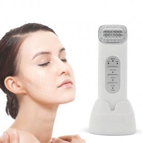 ICOCO Alat Pijat Wajah RF Radio Frequency Beuty Face Lifting Tightening - HYJ-822 - White - 5