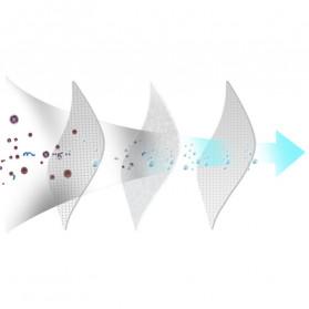 YAJIE Masker Bedah Filter Udara Anti Polusi Virus Corona 3-Ply 1 PCS - Blue - 5