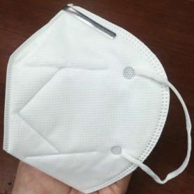 YOMASI Masker Anti Polusi Virus Corona KN95 2 PCS - YMS-AN95 - White - 3
