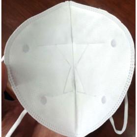 YOMASI Masker Anti Polusi Virus Corona KN95 2 PCS - YMS-AN95 - White - 5