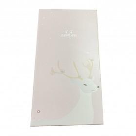 CkeyiN Steamer Muka Portable Mini Nano Spray Machine Beauty Skin Humidifier Model Rusa - MR448P - Pink - 8