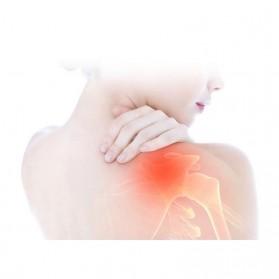 PASTSKY Alat Pijat Cervical Massage Stimulator Stickers Rechargeable - SC-040 - Pink - 6