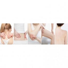 PASTSKY Alat Pijat Cervical Massage Stimulator Stickers Rechargeable - SC-040 - Pink - 7