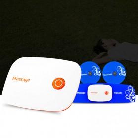 PASTSKY Alat Pijat Therapy Massage Stimulator Stickers Bluetooth Control - SC-040 - Blue - 2
