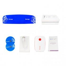 PASTSKY Alat Pijat Therapy Massage Stimulator Stickers Bluetooth Control - SC-040 - Blue - 6