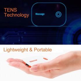 PASTSKY Alat Pijat Therapy Massage Stimulator Stickers Bluetooth Control - SC-040 - Blue - 7
