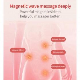 Jinkairui Alat Pijat Bekam Elektrik Electric Cupping Massage Guasha Suction Scraping - G01 - White - 6