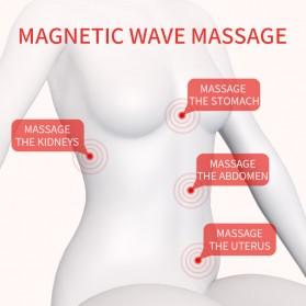 Jinkairui Alat Pijat Bekam Elektrik Electric Cupping Massage Guasha Suction Scraping - G01 - White - 4