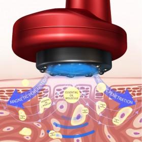 Jinkairui Alat Pijat Bekam Elektrik Electric Cupping Massage Guasha Suction Scraping - G01 - White - 5