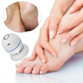 Alloet Alat Perawatan Telapak Kaki Pedicure Foot Elektrik Charger PG21 - White - 2