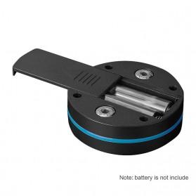 YOVIP Alat Pijat Mini Portable EMS Leher Neck Cervival Massager Stimulator - HQ-185 - Black - 4