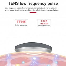 Lemecima Alat Pijat Elektrik Terapi Leher dan Punggung Cervical Vertebra - JT-808 - White - 6