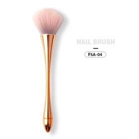 PHOERA Brush Make Up Blush On Foundation - PH10 - Rose Gold