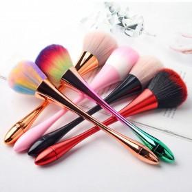 PHOERA Brush Make Up Blush On Foundation - PH10 - Rose Gold - 2