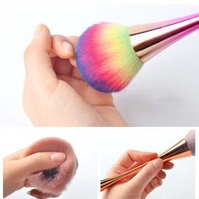 PHOERA Brush Make Up Blush On Foundation - PH10 - Rose Gold - 6