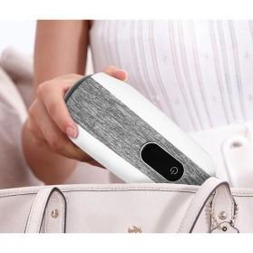 KLASVSA Alat Kompres Pijat Refleksi Mata Electric Smart Eye Massager Bluetooth Version - SX323 - Gray - 10