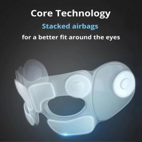 KLASVSA Alat Kompres Pijat Refleksi Mata Electric Smart Eye Massager Bluetooth Version - SX323 - Gray - 2