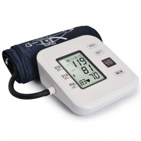 URIT Pengukur Tekanan Darah Tensimeter Blood Pressure Monitor - LZX-B1681 - White