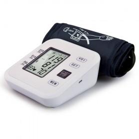 URIT Pengukur Tekanan Darah Tensimeter Blood Pressure Monitor - LZX-B1681 - White - 8
