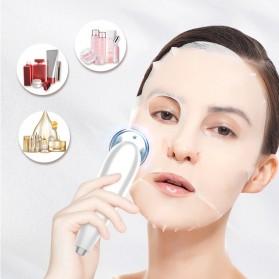 AmazeFan Alat Perawatan Kulit Wajah RF EMS Photon Skin Rejuvenation Mesotherapy - DRY-1005 - White