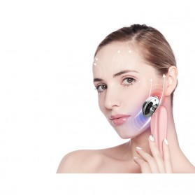 AmazeFan Alat Perawatan Kulit Wajah RF EMS Photon Skin Rejuvenation Mesotherapy - DRY-1005 - White - 2
