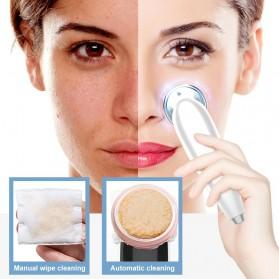 AmazeFan Alat Perawatan Kulit Wajah RF EMS Photon Skin Rejuvenation Mesotherapy - DRY-1005 - White - 3