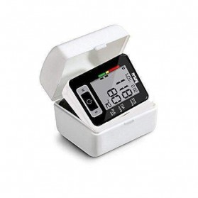 PRSUNG Pengukur Tekanan Darah Electronic Sphygmomanometer - PRS300 - Black - 3