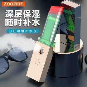 CkeyiN Pelembab Kulit Portable Mini Nano Spray Beauty Skin Lipstick Design - MR234 - Black Gold