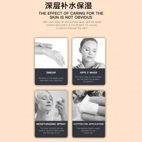CkeyiN Pelembab Kulit Portable Mini Nano Spray Beauty Skin Lipstick Design - MR234 - Black Gold - 3