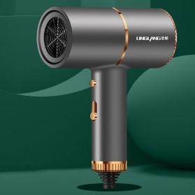 LINGLANG Pengering Rambut Hair Dryer Quick Dry Blower - CB-3183 - Black