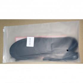 Amduine Alas Kaki Sepatu USB Heated Insole Gel Pad Warm Thermal Size 41-46 - WJ014 - Black - 12