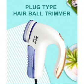 JINGAO Pencukur Serat Bulu Kain Baju Cloth Lint Remover Shaver Fuzz Trimmer - JA-768 - White - 5