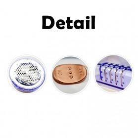 JINGAO Pencukur Serat Bulu Kain Baju Cloth Lint Remover Shaver Fuzz Trimmer - JA-768 - White - 10