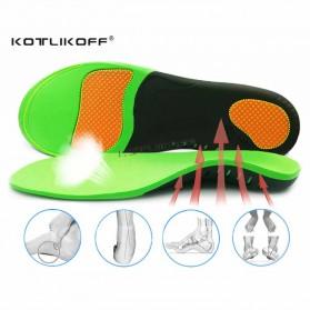 KOTLIKOFF Alas Sol Dalam Sepatu Olahraga Running Cushion Insole Size S - L2019 - Green