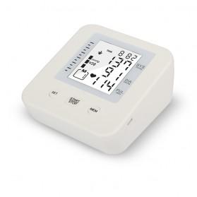 Sumifun Pengukur Tekanan Darah Blood Pressure Monitor BP Sphygmomanometer without Voice - J095 - White