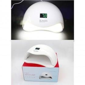 SUNUV 5S Pengering Kutek Kuku UV LED Nail Dryer 48W - White - 10