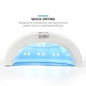 SUNUV SUN1 Pengering Kutek Kuku UV LED Nail Dryer 48W - White - 8