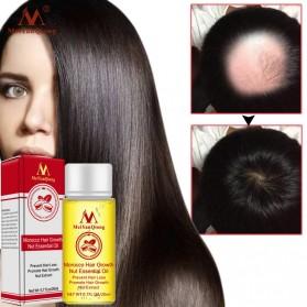 MeiYanQiong Serum Rambut Morocco Hair Growth Nut Essential Oil 20ml - 3