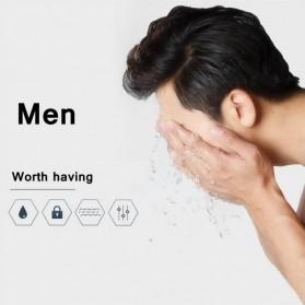 Venzen Men Refreshing Skin Care Set Cleanser Toner Cream 3 PCS - 6941 - 5