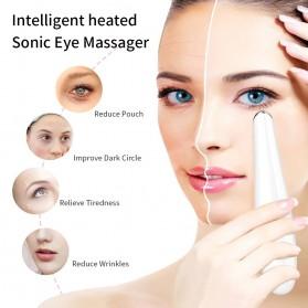 ANLAN BMY-001 Alat Pijat Mata Electric Pen Eye Massager Anti Aging - ALMYY01-02 - White - 3