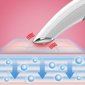 ANLAN BMY-001 Alat Pijat Mata Electric Pen Eye Massager Anti Aging - ALMYY01-02 - White - 10