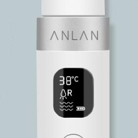 ANLAN MYY06-02 Alat Pijat Mata Electric Pen Eye Massager Anti Aging Rechargeable - ALMYY06-02 - White - 15