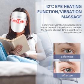 ANLAN DR.AELF-801 Masker Wajah LED Facial Mask Anti Wrinkle Whitening - ALMZ06-02 - White - 5